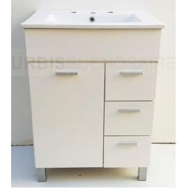Vanitory Logic Urbis 59X45X80 Blanco