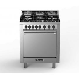 Cocina Tech Mixta 7 Prog Bompani Bo793Dc/N