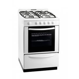 Cocina Domec Unimatic Multigas 4 Hornallas Cbuv