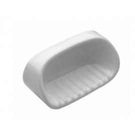 Accesorios Baño Ferrum Jabonera S/Agarre 15X15 Fix