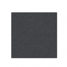 Porcellanato Natural Basalt Black 80X80