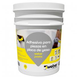 Adhserivo En Pasta Weber Blanco Hueso X 35 Kgs