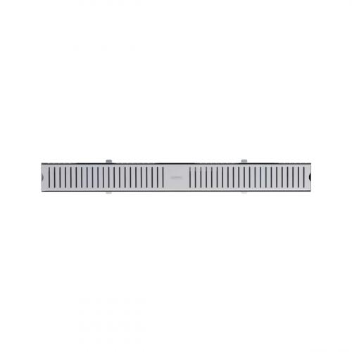 Rejilla Desague Tramontina Slim 800X70Mm Lineal 94535/!08