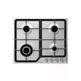 Anafe Cocina A Gas 4 Hornallas Bompani Italia 60Cm B0213Mc/N