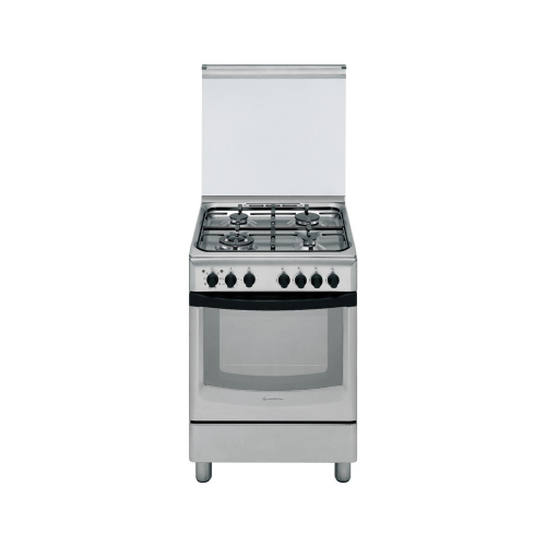 Cocina Ariston Mixta 4 Hornallas 60Cm Cx650S P1(X) Ag