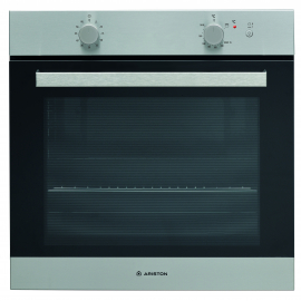 Horno A Gas Empotrable Ariston Acero Inox 124 Cixa