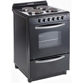 Cocina Domec Electrica 4 Placas 56 Cm Unimatic Cenu