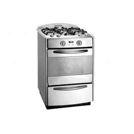 Domec Cocina Multigas Next Line Acero Inox Cxnn60Frv
