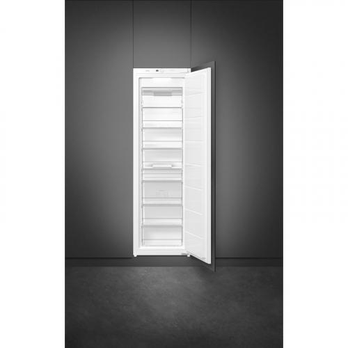 Freezer Smeg Panelable 1 Puerta 208 Lts Vi170Nfar