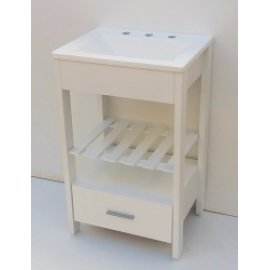 Mueble De Baño Urbis Eco Bco Vl Eco50Bl